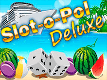 Онлайн казино и Slot-o-pol Deluxe