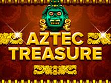 Aztec Treasure в онлайн казино