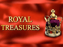 Royal Treasures на сайте онлайн казино