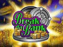 Игра на деньги в онлайн аппарат Break Da Bank
