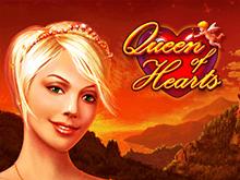 Автомат Queen of Hearts на зеркале казино