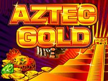 Играть на деньги в автоматы Aztec Gold