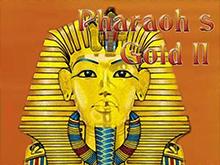 Pharaohs Gold 2 - играйте в онлайн казино