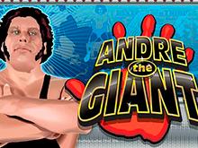 Аппарат в онлайн казино Andre The Giant