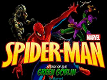 Игровой автомат Spiderman