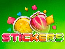 Stickers: играйте в слот на деньги с выгодой