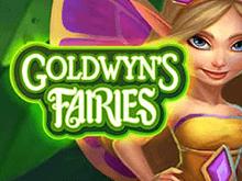 Играть онлайн в Goldwyns Fairies от Microgaming