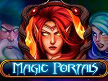 Игровой автомат Magic Portals
